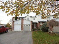 Townhouse for Rent- Great Area in Bowmanville!
