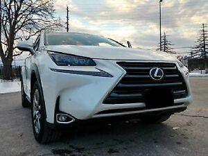 2017 LEXUS NX 200t - LOW KM - LEASE TAKEOVER