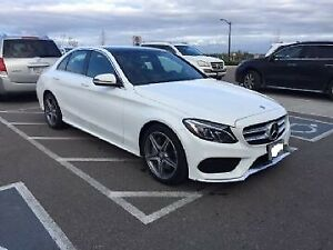Mercedes Benz C300 2017 4matic PREMIUM PACKAGE