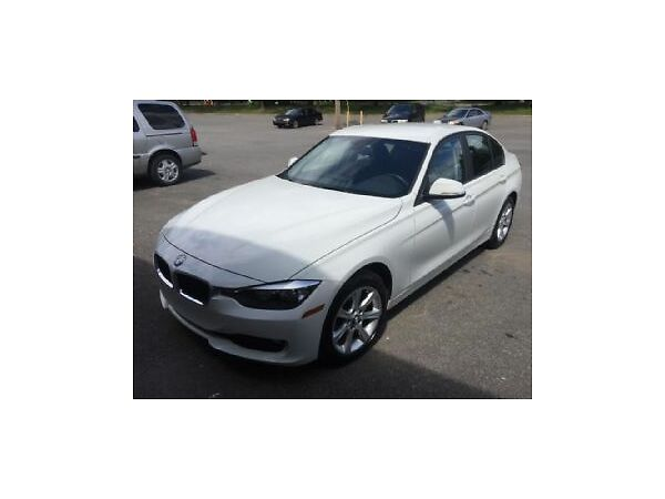 Used 2014 BMW 3-Series