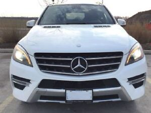 LEASE Takeover: 2015 Mercedes-Benz M-Class 4MATIC ML350 BlueTEC