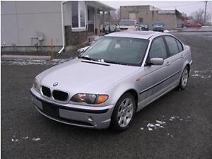 2005 BMW 3-Series ($4900 obo)