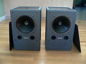 Tannoy System 12 DMT II AMAZING CONDITION KRK Yamaha SSL Studio