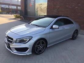 MERCEDES CLA AMG DIESEL WANTED