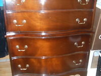 NEW PRICE 700.00 Knechtel bedroom set antique