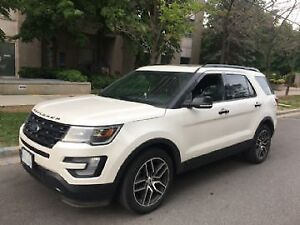 Lease Transfer - 2016 Ford Explorer with VERY GOOD Condition
