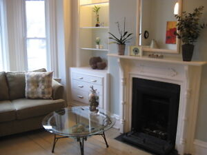 Beautiful 3 bedroom Heritage Main Level Flat for rent