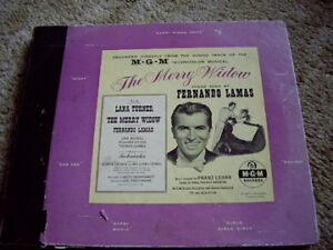 """VINTAGE 10"""" RECORD SET (NOT LPs)"""