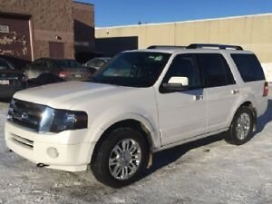 2014 Ford Expedition Limited SUV, Crossover