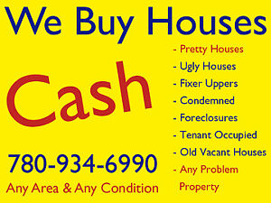 CASH   We Buy Ugly Houses And Other Problem Properties