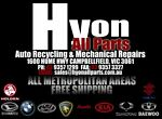 Hyon All Parts