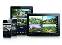 Security cameras installation maintenance - business residential