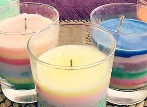 Workshop - Learn how to make Handmade Soy Candles Tarragindi Brisbane South West Preview