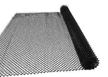 3.5mm thickness Heavy duty Black PVC Coated Chain Link Wire Mesh ...