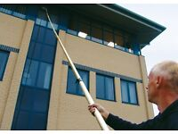 Commercial Window Cleaner Required in and around Leicester