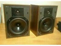 KEF C2O vintage speakers 100 Watt