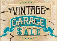 Vintage and Antique Outdoor Sale