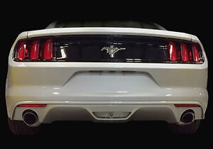2015 Ford Mustang 2.3/3.7