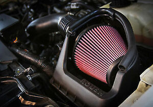 F150 5.0L Roush Cold Air Intake. (Similair to K&N) 2011 to 2014