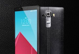 Lg G4 Perfect condition  Stratford Kitchener Area image 1