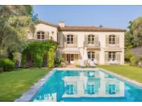 Domestic Couple Sought for Beautiful Villa - South of France