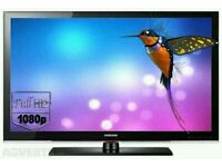 """Samsung 40"""" LCD tv full hd 1080p built in freeview"""