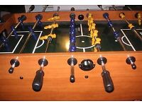Harvard table football