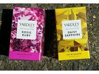 Yardley London Perfume X2 50ml