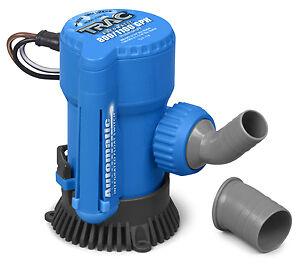 Boat-Bilge-Pump-AUTO-800-1100-GPH-Bilge-Pump-Automatic-self-priming