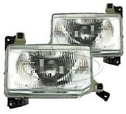 Nissan Hardbody Headlights
