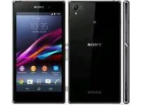 Sony Xperia Z1 (C6903) - Unlocked - 16gb - Black