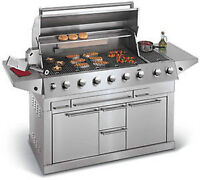 NATURAL GAS BBQ INSTALLATION BARRIE $99 705-790-7292