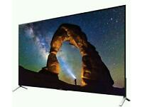 Kd55x9005c 4K UHD ANDRIOD 55 INCH. WORLDS THINIST TV MINT CONDITION