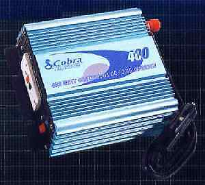 Cobra 400 Watt Inverter 14944