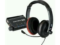 P11 with DSS 7.1 virtual surround sound headset