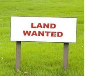 Land for caravan or small temporary structure wanted