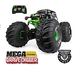 Electric and Nitro RC cars and trucks