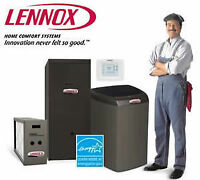Air conditioning and Furnace on sale from $1750