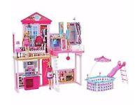 Barbie complete home set