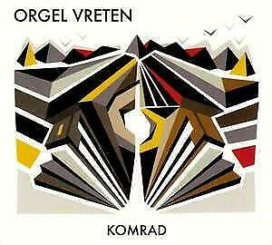 Komrad-Orgel Vreten-CD