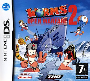 Worms : Open Warfare 2 DS