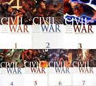 Marvel Civil War Complete