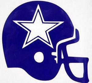 Dallas Cowboys Helmet Ebay