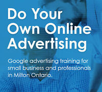 Learn Google Adwords for your business - 10 Classes
