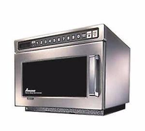 HDC1815 Amana Commercial Microwave w/ Touch Pad