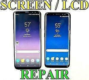 Samsung and iPhone Broken screen/LCD Starting at $49.99 Best prices in Town- Mississauga Heartland town Center