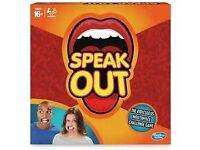 Speak Out board game - brand new in sealed box