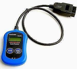 VOLKSWAGEN/AUDI ENGINE, SRS, ABS, AUTO. TRANS SCAN TOOL. NEW!
