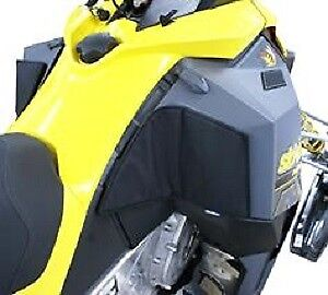 Ski Doo XP Chassis Console Knee Pads