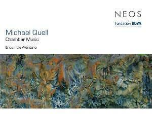 CD Michael Quell Chamber Music Ensemble Aventure Neos (K43)